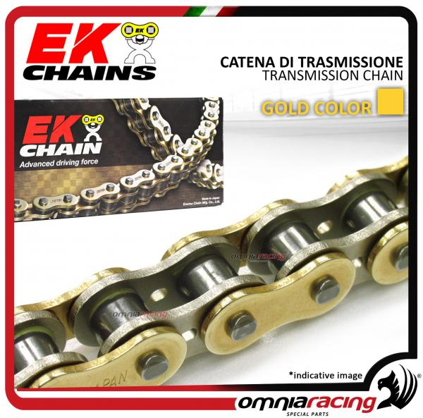 Catena O Ring Ox Ring.Chain Ek Size 520 120 Side Links For Bike Medium High Cc With Quadra
