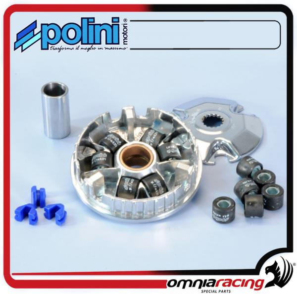 Polini Variator for 50cc KEEWAY F-Act Hurricane Matrix / MALAGUTI F10 AC  >08 F12 Phantom R 07 Air