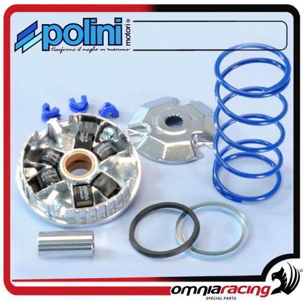 Polini Hi-Speed Variator for CPI 50cc >03 Hussar Oliver Popkorn / EXPLORER  Cracker 50